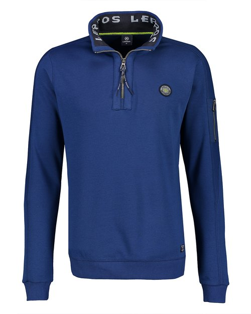 Troyer Half Zip Sweatshirt