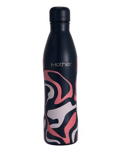Planet Pusher Stainless Steel Bottle