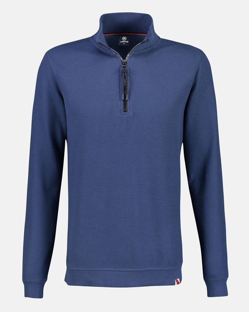 Troyer Half Zip Sweater