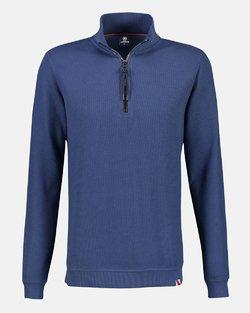 Troyer Half Zip Sweater