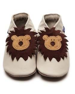 Leo Lion Baby Shoes