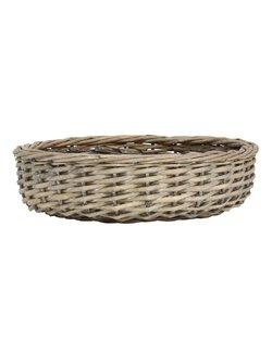 Wicker Round Bread Basket