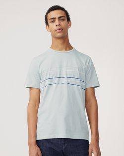 Jaames Crooked Lines Tee-Shirt