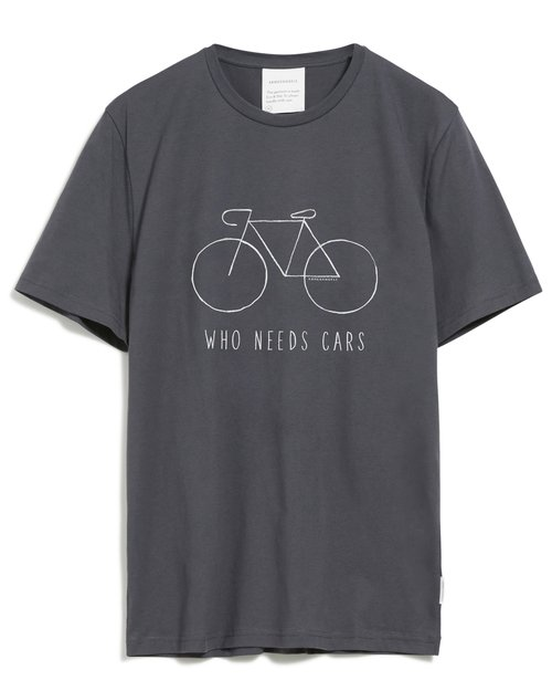 Jaames City Bike Tee-Shirt