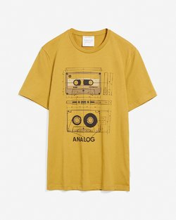 Jaames Cassettes T-Shirt