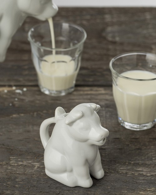 Little Cow Shaped Milk Jug