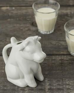 Large Cow Shaped Milk Jug