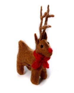 Small Standing Reindeer