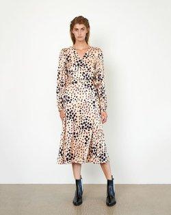 Amur Wrap Dress