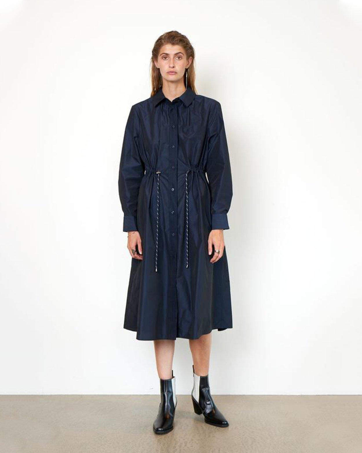 Calypso Coat Dress