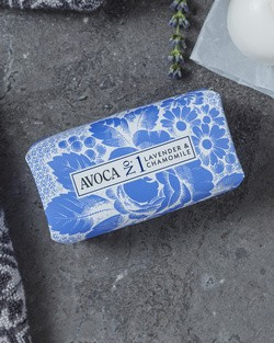 Avoca No 1 Soap - Lavender & Chamomile