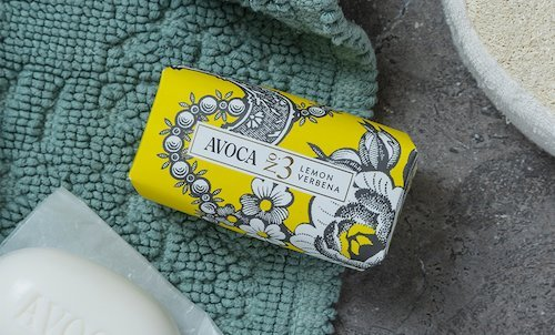 Avoca No 3 Soap - Lemon Verbena 150g