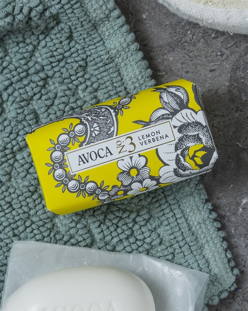 No. 3 Lemon Verbena Soap Bar