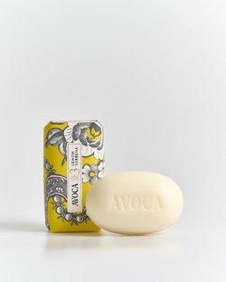 Avoca No 3 Soap - Lemon Verbena