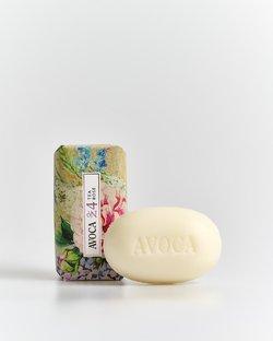 Avoca No 4 Soap - Tea Rose