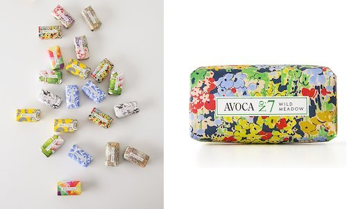 Avoca No 7 Soap - Wild Meadow 150g