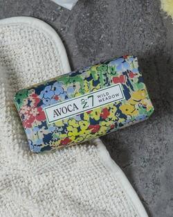 Avoca No 7 Soap - Wild Meadow 150g