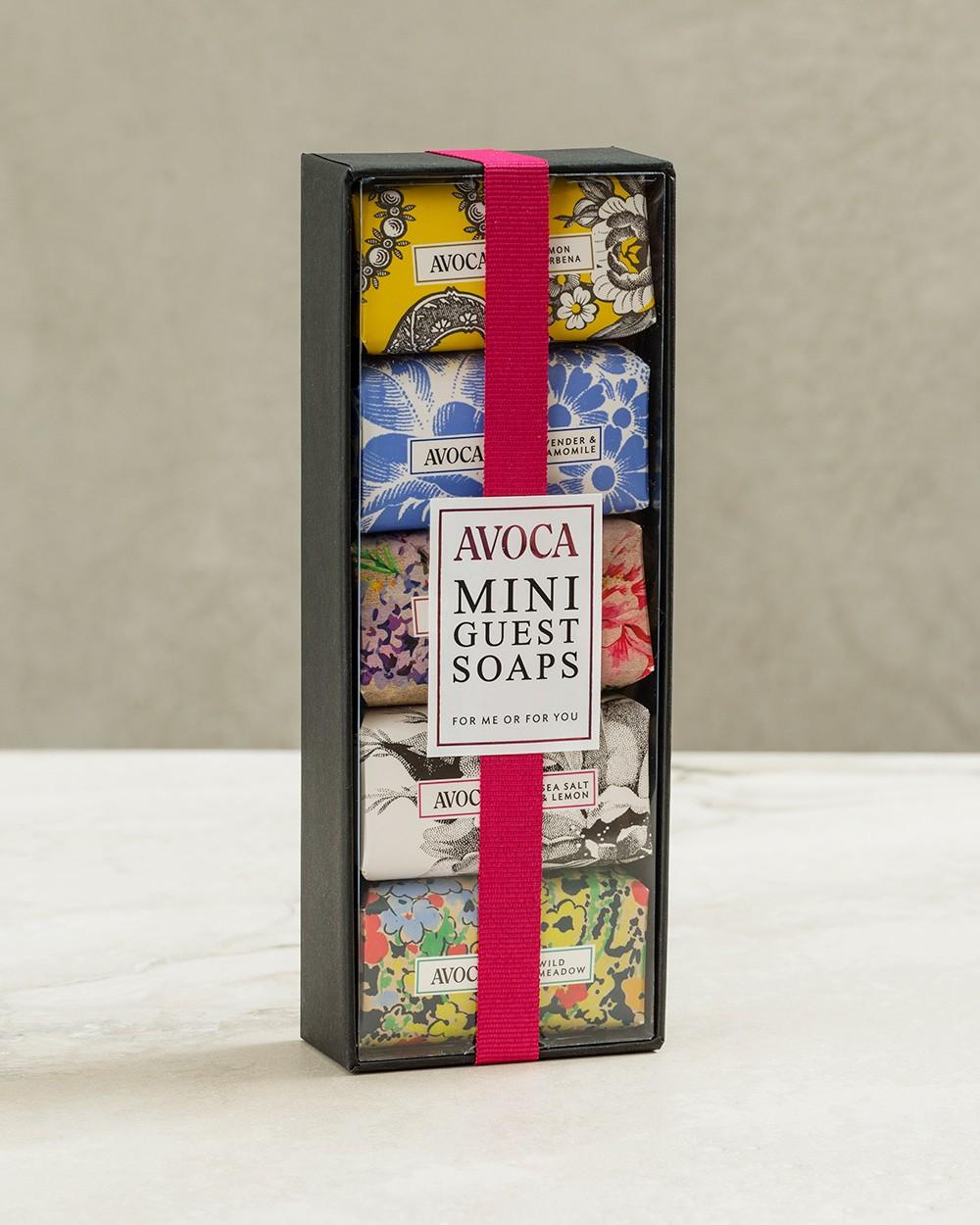 Avoca Mini Soap - Gift Set