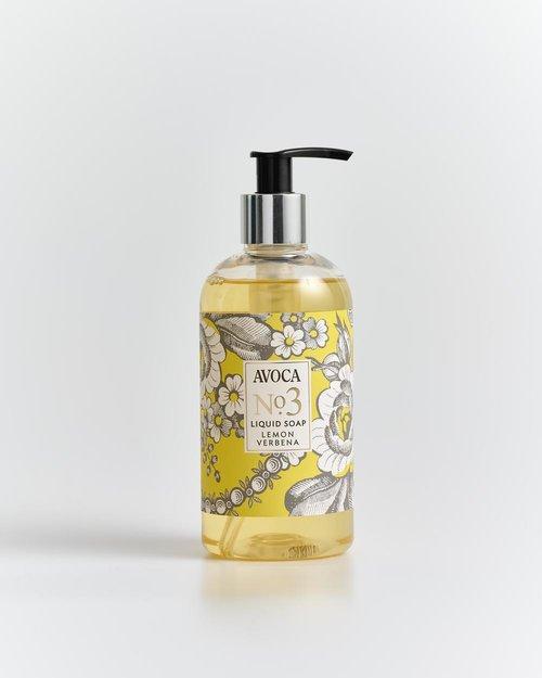 No. 3 Lemon Verbena Liquid Soap