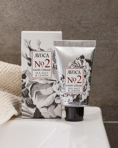 Avoca No 2 Hand Cream - Sea Salt & Lemon