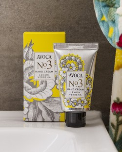 Avoca No 3 Hand Cream - Lemon Verbena