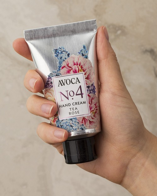 Avoca No 4 Hand Cream - Tea Rose