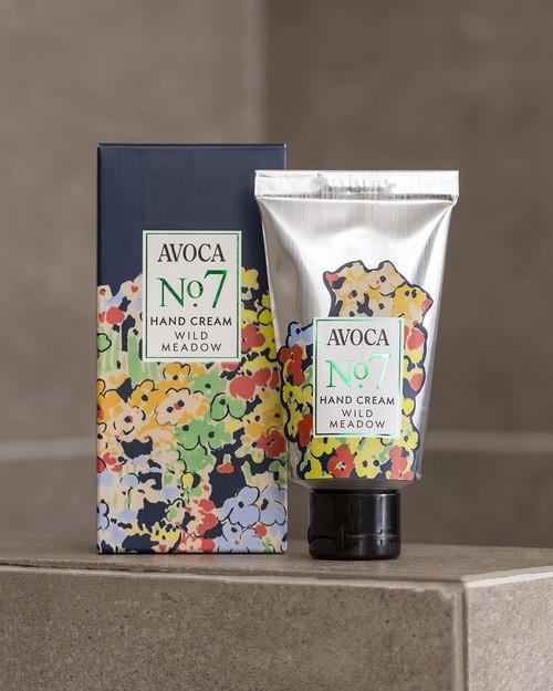 Avoca No 7 Hand Cream - Wild Meadow