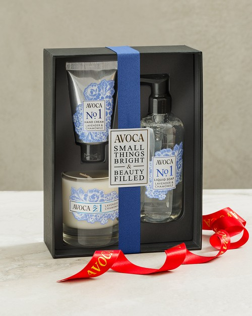 Lavender and Chamomile Gift Set