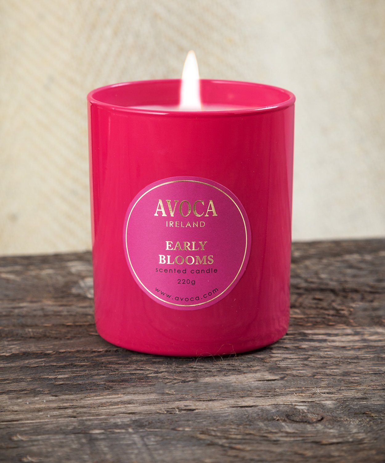 Early Blooms Scented Candle