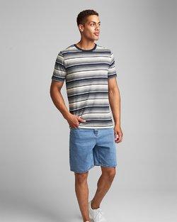 AKRod Stripe T-shirt