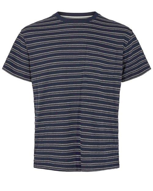 AKKikki Curve Stripe T-Shirt
