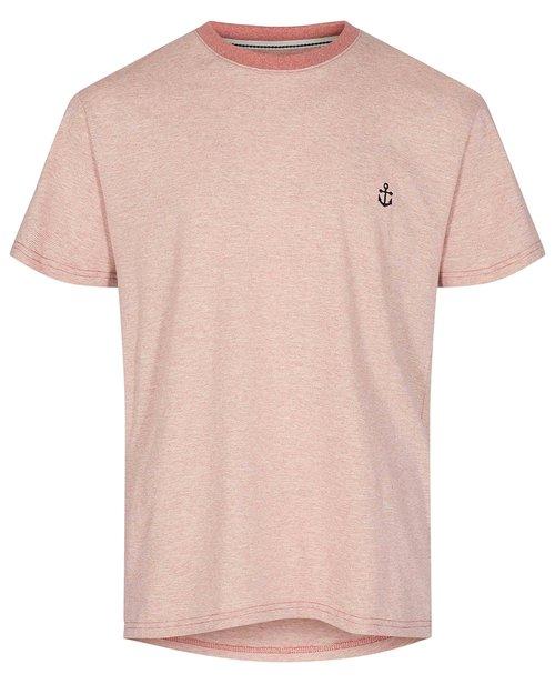 AKKikki Curve Embroidered T-Shirt