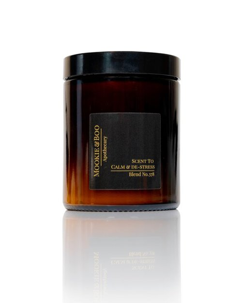 Aromatherapy Candle - Calm & Destress