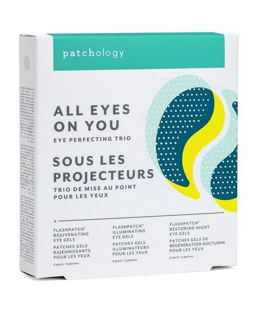 All Eyes On You - Eye Perfecting Trio