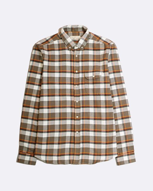 Moscow Check Larry Shirt