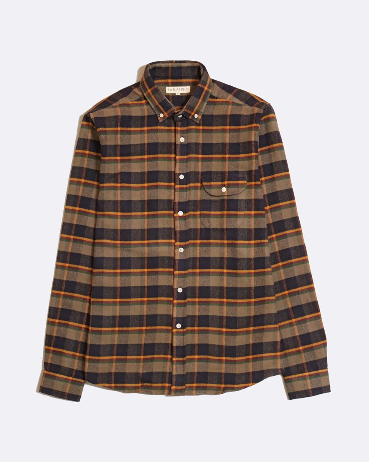 Ural Check Larry Shirt
