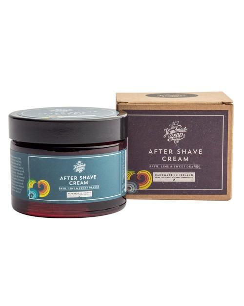 Men's Basil Lime & Sweet Orange Aftershave Cream