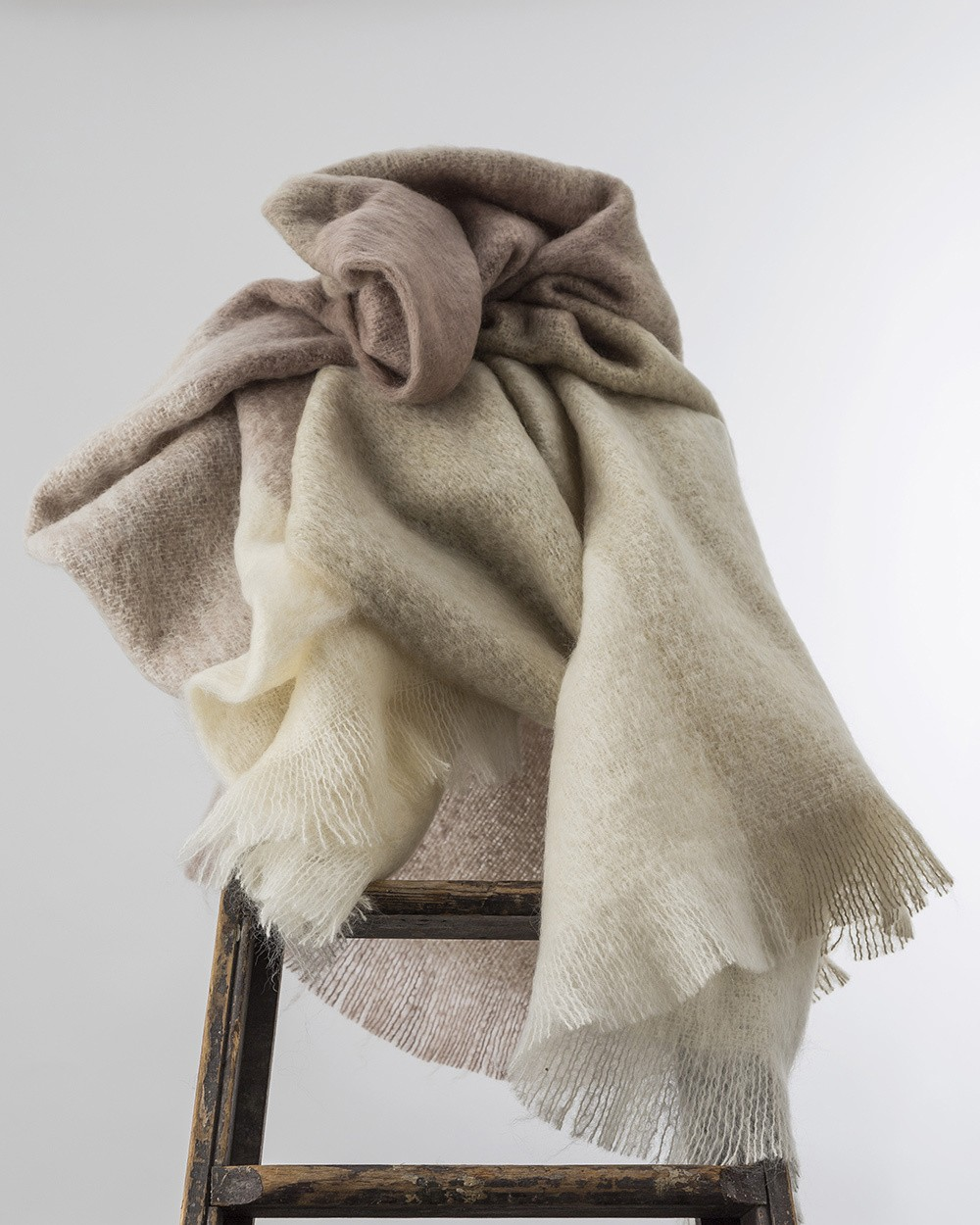 Alpen Mohair Throw