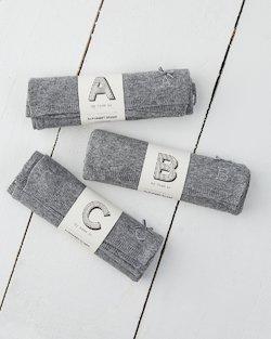 Alphabet Sparkle Scarf
