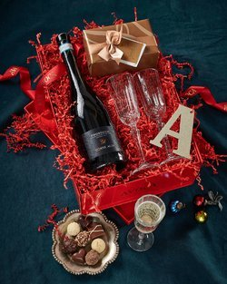 Cheers to Bubbles & Chocolate Hamper