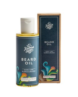 Men's Basil Lime & Sweet Orange Beard Oil