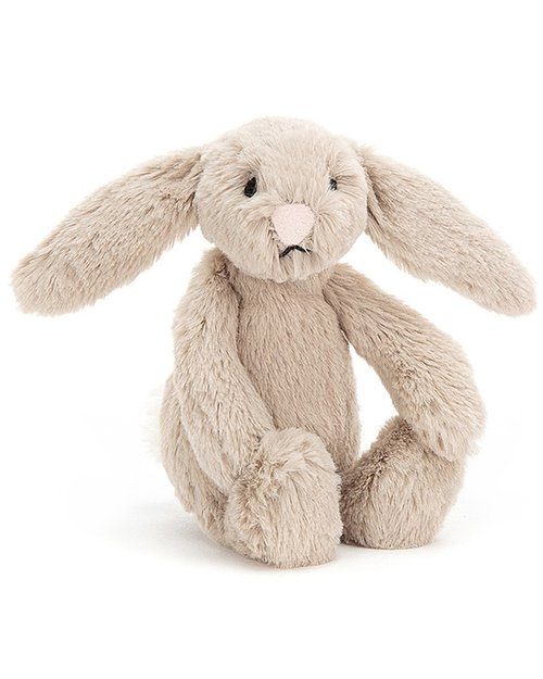 Bashful Bunny in Beige - Baby
