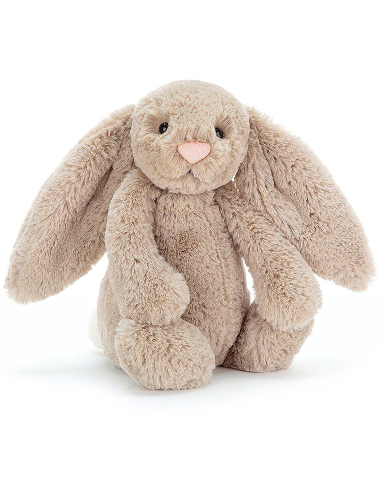 Bashful Bunny in Beige - Medium