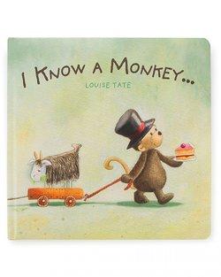 I Know A Monkey Book