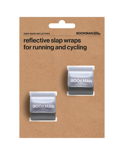 Snap Band Reflector - White