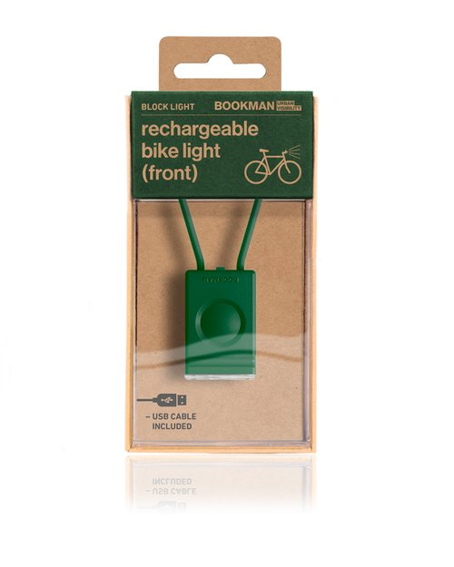 Block Light - Green