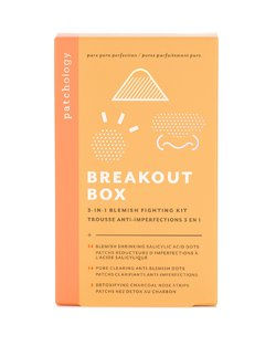 Breakout Box - 3 in 1 Blemish Fighting Kit