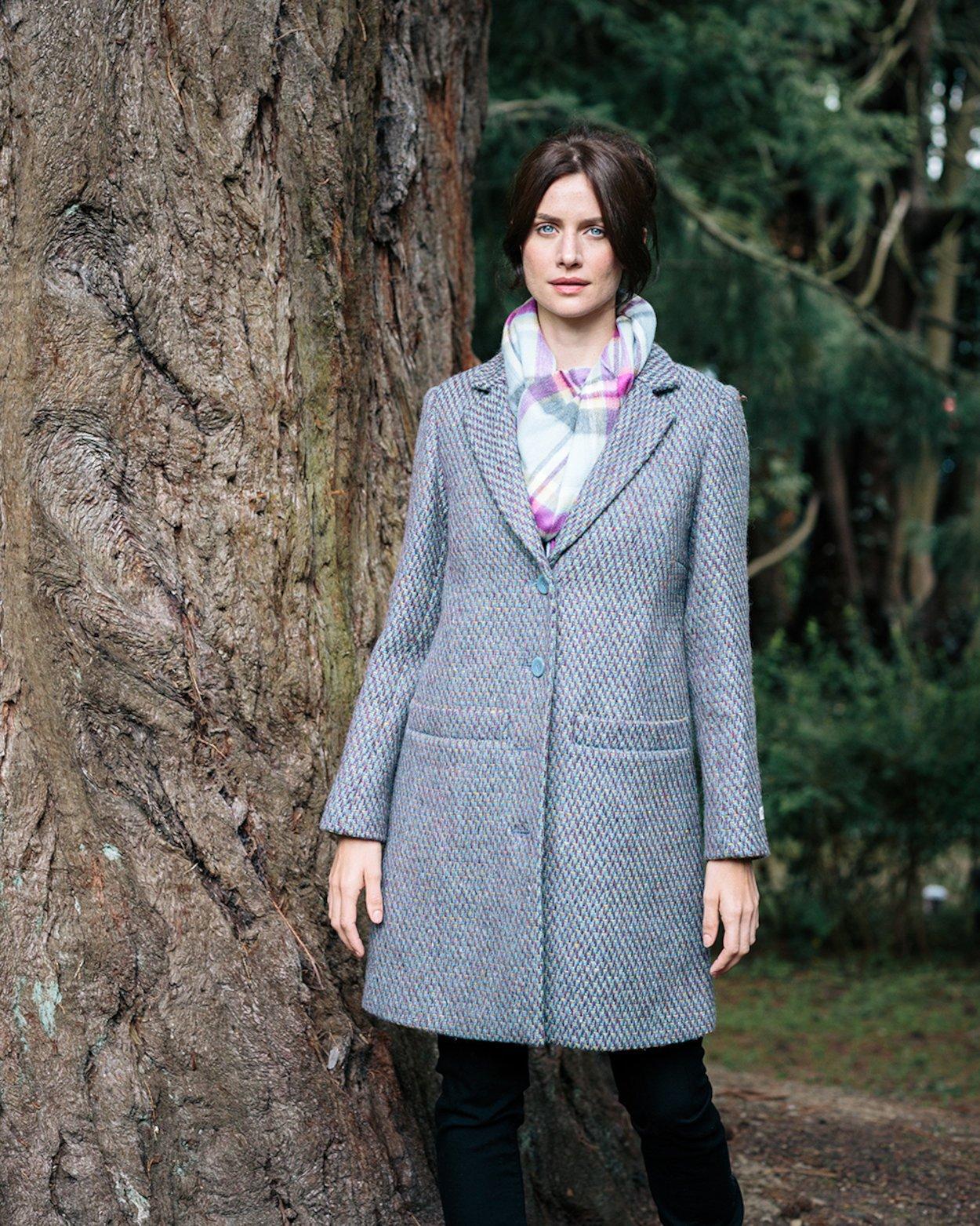Boyfriend Cobble Coat