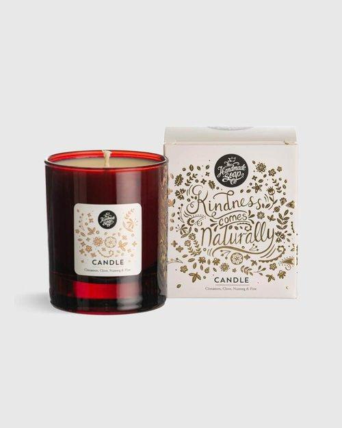 Christmas - Kindness Comes Naturally Soy Candle