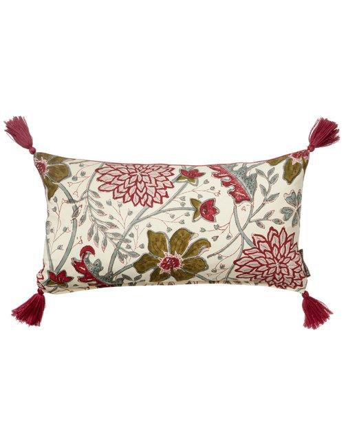 Sitapur Salsa Cotton Cushion Cover